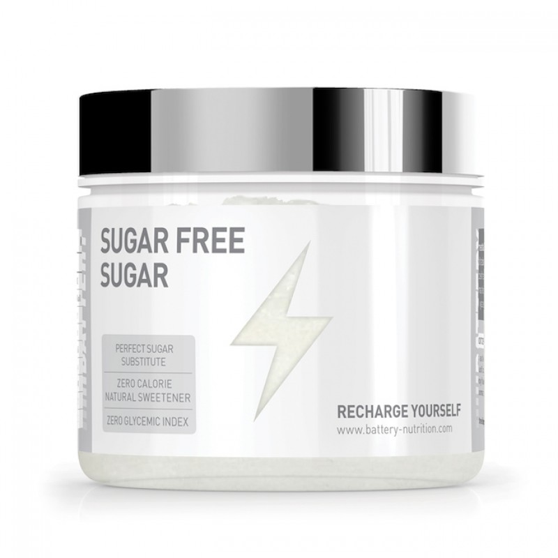 Battery Nutrition Sugar FREE Sugar