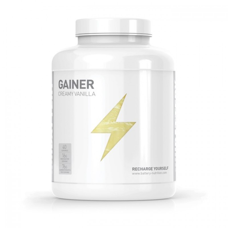 Battery Nutrition Gainer 4kg